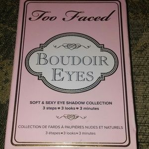 Too Faced Boudoir Eyes Palette DISCONTINUED